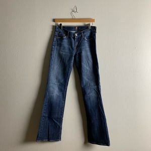 7 for all mankind denim size 29